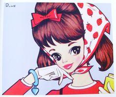 Feh Yes Vintage Manga | Naitou Rune