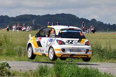 Opel gewinnt die Rallye-Junior-Europameisterschaft