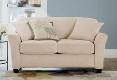 Sure Fit Slipcovers Ultimate Heavyweight Stretch Suede Separate Seat 2 Cushion Sofa Slipcovers - Sofa