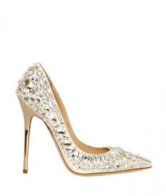 ... 2015 on Pinterest  Monique lhuillier, Bridal shoes and Jimmy choo