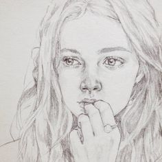 Pencil drawing by s__jina