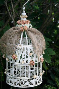 Decorative Antique Vintage Bird Cages Cards and by CuteCraftDecor - decorative vintage bird cages information
