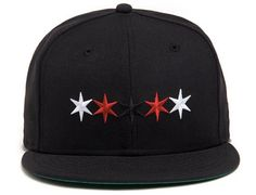 Hex Point 59Fifty Fitted Cap by NEW ERA x BLACK SCALE