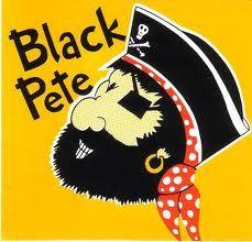 Black Pete -salmiakki