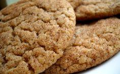 Cappuccino Cookies με κανέλα και καστανή ζάχαρη