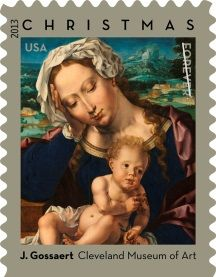 Postal Service Offers Holiday-Themed Stamps | http://stamp.news
