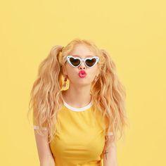 Kpop Girl Groups, Kpop Girls, Anime Girls, Girl Boss, My Girl, Pink Girl, Jessi Kpop, Hyuna Kim, Rapper