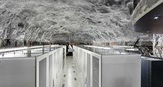 Spectacular Bomb Shelter Datacenter