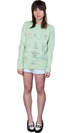 Alyssa's Nostalgia-Inducing Sweater - Fashionista