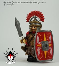 Lego Army, Lego Military, Lego Roman, Rome History, Roman Centurion, Lego Knights, Lego Castle, Lego Dc, Lego Stuff