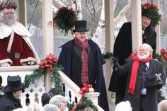 dickens christmas in skaneateles ny is a great family activity that can easily get people in the christmas moodas long as you stay away from scrooge - Skaneateles Christmas
