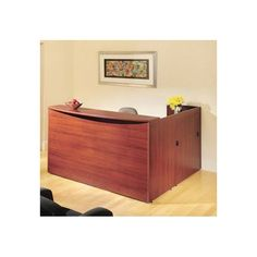 High Point Furniture Hyperwork Reception Desk