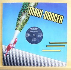 "STONE - Girl i like the Way that you move - mint minus - Vinyl 12"" Maxi - Disco"