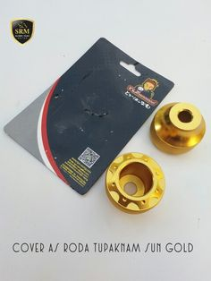 Cover as roda Tupaknam Sum Gold IDR 240.000,-/Set