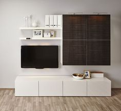 Ikea Besta Regal can be combined with other furniture depending on your taste - Home Page Ikea Furniture, Home And Living, Ikea, Ikea Tv Unit, Home, Living Room Tv, Ikea Tv Stand, Ikea Living Room, Furniture Design