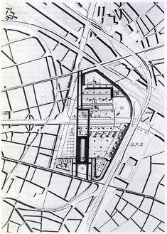 Bakker & Bleeker. L'invention du parc. Graphite 1984: 66 | RNDRD