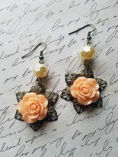 https://www.etsy.com/listing/483903306/dangle-flower-earrings-pearl-earrings