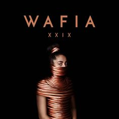 """22-year-old rising star Wafia is finally back with her atmospherically amazing new single """"Heartburn"""" off of her first EP, XXIX."""