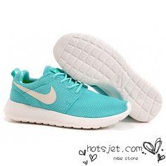 Nike Roshe Run Mesh Black White Logo Shoes | Shoes | Pinterest | Roshe Run, Roshe and Mesh