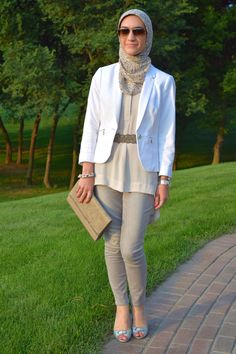 Spotted in a Haute Hijab - Lauleh of A Day in the Lalz! - Haute Hijab
