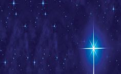 following the star of bethleham  | The Star of Bethlehem ~ Birth of Jesus | 1stbiblical's Blog