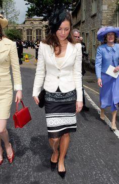 Catherine Middleton pre-boda