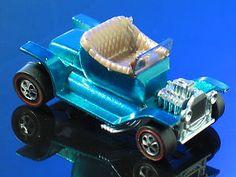 1968 Hot Heap Hot Wheels Redline #vintage #cars #hotwheels
