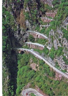 Passo San Boldo...Italy