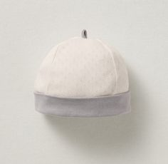 Hat to match - Organic Jersey Layette Hat | Organic Jersey | Restoration Hardware Baby & Child