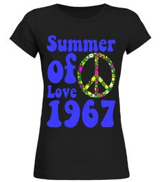 520552ae934 1967 Summer of Love Vintage Tees Sixties Flower Power Shirt baby shirt  music