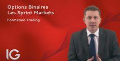Trader les Sprint Markets - Formation Trading