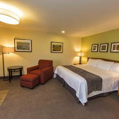 Best Western Rocky Mountain Lodge's  Flathead Destinations Whitefish, Montana Lodging