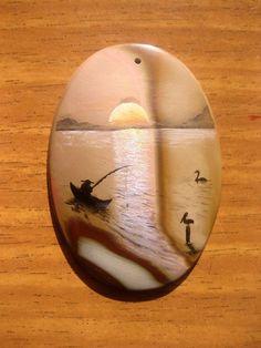 Taş Boyama Örnekleri 8 - Mimuu.com