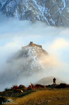 Kanglo Castle, Savad-koh, Mazandaran Province, Iran - Photo: Ebrahim Dadashi