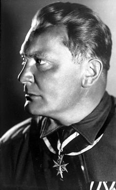 A member of the NSDAP from its earliest days, Göring was wounded in 1923 during the failed coup known as the Beer Hall Putsch. He became addicted to morphine after being treated with the drug for his injuries. After helping Adolf Hitler take power in 1933, he became the second-most powerful man in Germany. He founded the Gestapo in 1933, and later gave command of it to Heinrich Himmler. Göring was appointed commander-in-chief of the Luftwaffe (air force) in 1935.