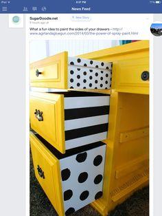 Fun dresser