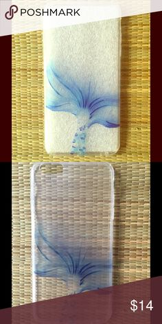 🆕 MERMAID TAIL IPHONE 6/6S PLUS PHONE CASE 🆕 mermaid tail, iPhone 6/6S plus, phone case. Imported, blue mermaid tail, state of the art, thermo laser-bonded, silicone rubber case. Great gift. Reasonable offers/bundles welcome, no trades. My environment is clean/organized/pet/smoke free. Please make any inquires, all sales are final on PM. Thank you for shopping my boutique. DARLING Accessories Phone Cases