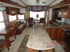 Used 2012 Forest River RV Cardinal 3550RL Fifth Wheel at General RV | North Canton, OH | #125536