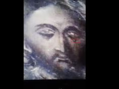 ΜΕΓΑ ΣΗΜΕΙΟ:Eικόνα του Χριστού δακρύζει κι ανοιγοκλείνει τα μάτια στο Άγιο Σπήλαιο της Γεννήσεως στη Βηθλεέμ – ΧΩΡΑ ΤΟΥ ΑΧΩΡΗΤΟΥ Jesus, Painting, Fictional Characters, Art, Jesus Christ, Cave, Lord, Art Background, Painting Art