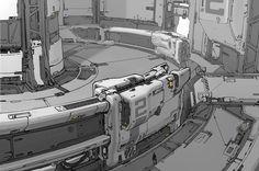 Halo 5 Art Dump