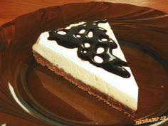 Cheesecake z lučiny a zakysané smetany