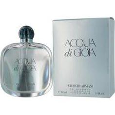 OOOOOOO LA LA ~ NEW FAV>>>Giorgio Armani 'Acqua Di Gioia' Women's 3.4-ounce Eau de Parfum Spray