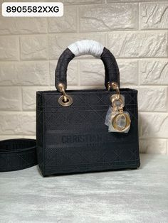 Christian Dior CD woman cannage ladydior handbag with wide strap