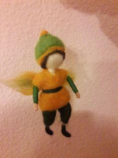 gefilzter Elf