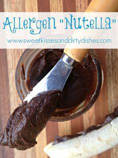 Paleo and GAPS Nutella
