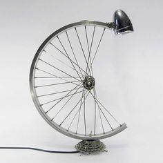 30 idées pour recycler vos vieilles pièces de vélos