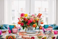 i suwannee: a great friday table setting