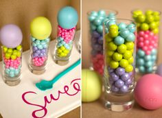 As Prizes Eos In All Colors And Displayed Pretty Gl Jars Lip Balm
