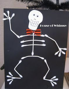Super cute and easy for the kids to do - thinking following instructions!