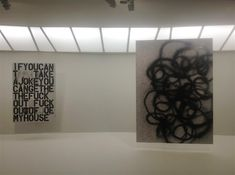 How to Talk About Art: Christopher Wool Edition (#H2TAA)